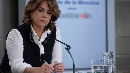 Dolores Delgado no guarda cuarentena pese a su contacto estrecho con Florentino Pérez