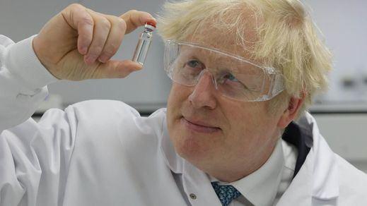 Reino Unido supera ya los 10 millones de personas vacunadas contra la covid y lidera el ranking europeo