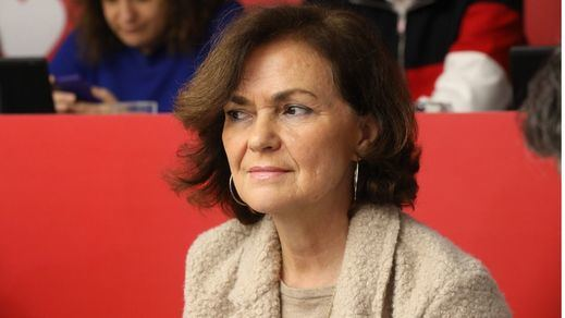 Carmen Calvo cree que la Ley Trans de Podemos
