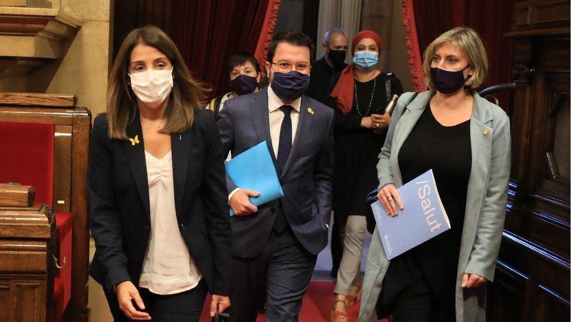 La Generalitat podría no publicar los resultados el 14-F 'si hay muchas mesas que no se pueden constituir'