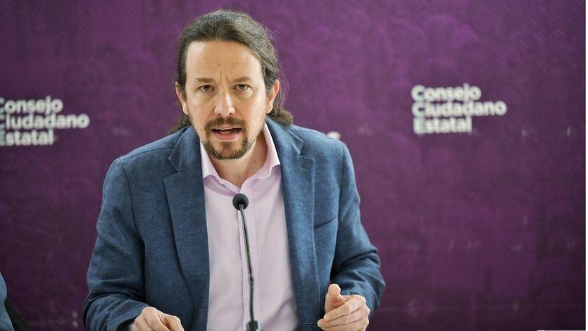 Iglesias contradice a Laya sobre los presos del procés: 'No hay plena normalidad democrática'