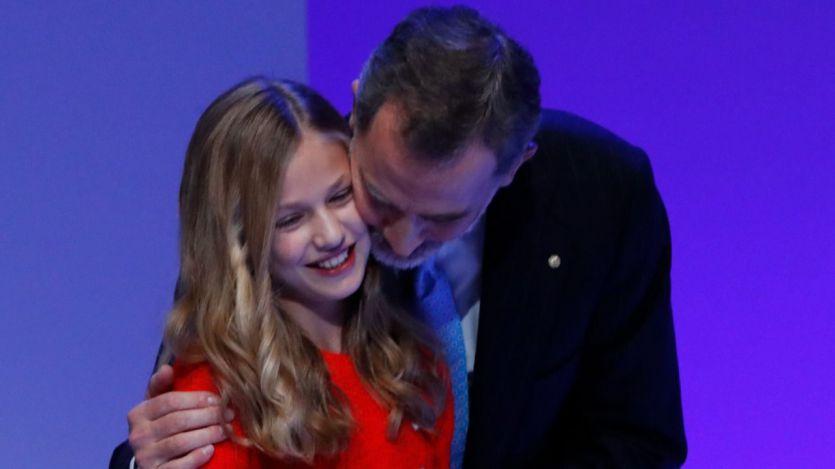 La princesa de Asturias será un poco princesa de Gales: se marcha a estudiar al extranjero