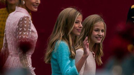 RTVE pide disculpas por un polémico rótulo en la noticia de la marcha de la princesa Leonor a Gales