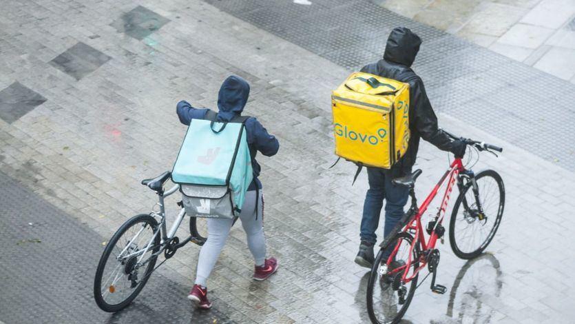 El Gobierno y los agentes sociales acuerdan que los 'riders' sean asalariados