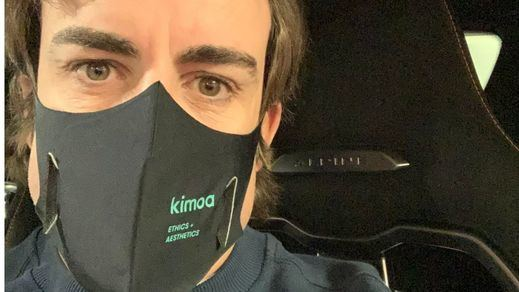 Fernando Alonso, operado con éxito tras su atropello en Suiza