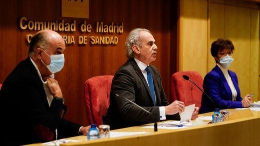 Madrid atrasará el toque de queda la próxima semana si siguen bajando los contagios