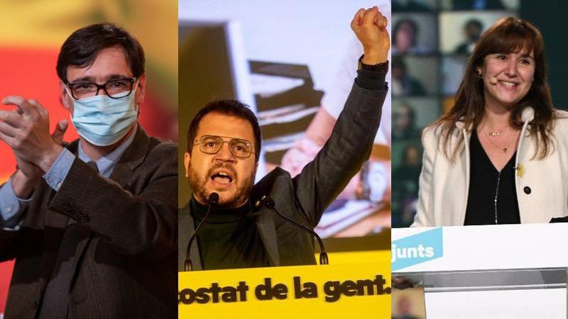 Jornada de reflexión en Cataluña tras un cierre de campaña marcado por el 'todos contra Illa'