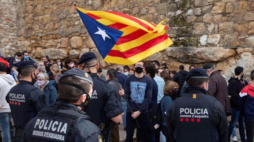 Vox se querella contra el Govern catalán por los actos donde sufrió agresiones