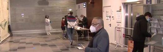 Caída importante de la participación en el arranque de las elecciones catalanas
