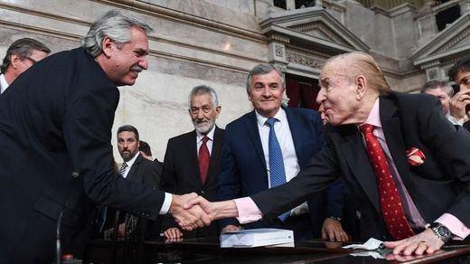 Fallece el ex presidente argentino Carlos Menem a los 90 años