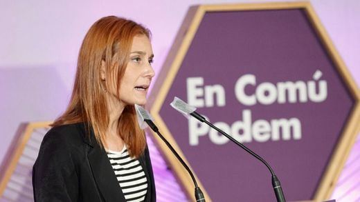 Los 'comunes' piden oficialmente un tripartito de izquierdas con PSC y ERC al mando