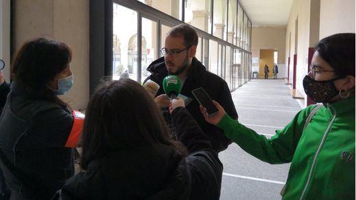 Pablo Hasel se encierra en la Universidad de Lleida: 'Tendrán que reventarla para encarcelarme'
