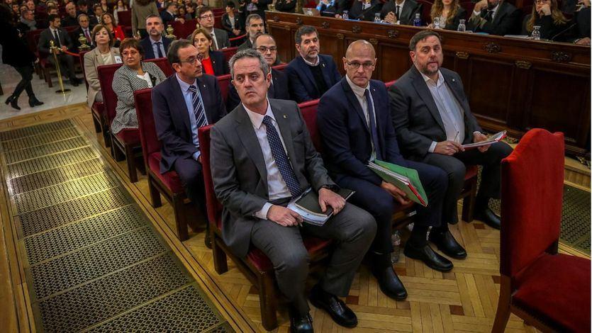 La Fiscalía, un día después de las elecciones, pide la suspensión del tercer grado a los presos del procés