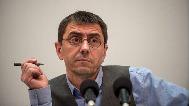 El juez del 'caso Neurona' cita a declarar como investigado a Monedero