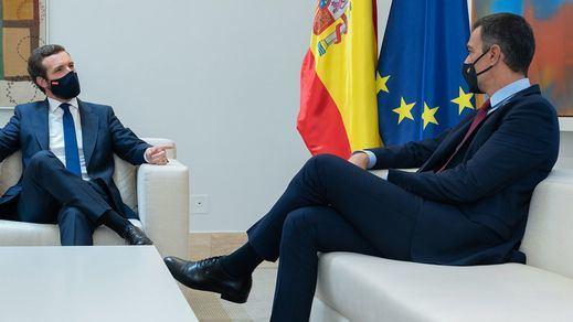 Sánchez vuelve a telefonear a Casado para abordar la renovación del Poder Judicial