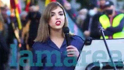 Twitter cierra la cuenta de la falangista Isabel Peralta