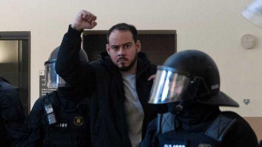 Los partidos de la izquierda formalizan la petición de indulto para Pablo Hasel