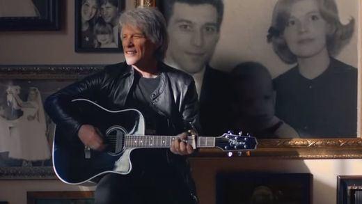 Bon Jovi estrena vídeo de su nuevo single: 'Story of Love'