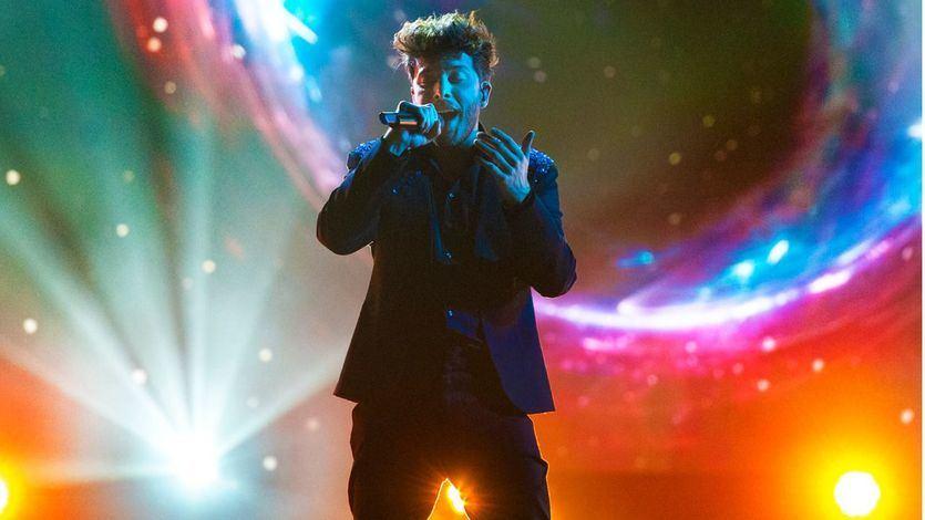 La audiencia elige 'Voy a quedarme' como canción de Eurovisión para Blas Cantó