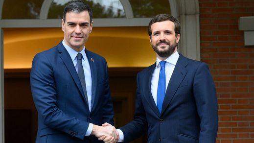 Golpe de Sánchez a Iglesias: estaría negociando a solas con el PP la renovación del Poder Judicial
