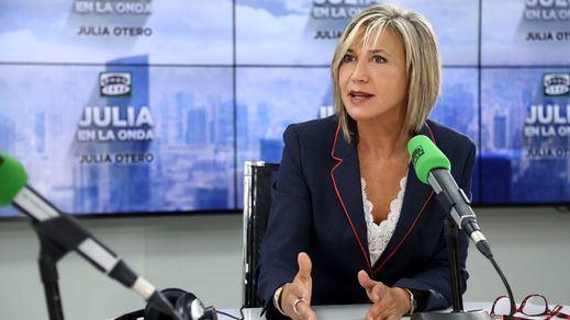 Julia Otero anuncia que sufre cáncer y se aleja temporalmente de Onda Cero