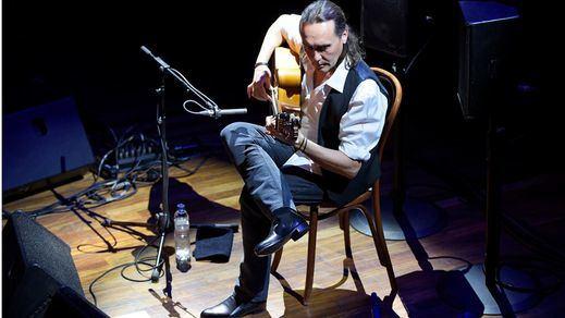 Cálido recital de Vicente Amigo en el Palau