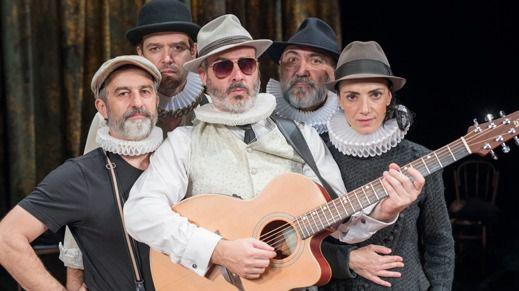 Crítica de la obra 'Carsi': el teatro y su eterna circunstancia
