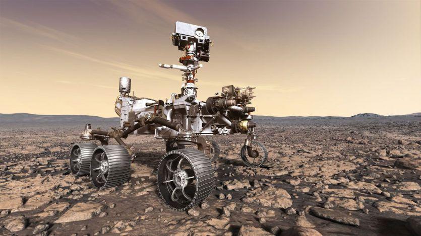 Parece de película pero es de verdad: escucha por primera vez los sonidos que hay en Marte