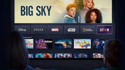 'Star' llega a Disney+ cargadita de contenidos