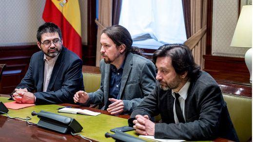 La Audiencia de Madrid reabre la investigación sobre la presunta 'caja B' de Podemos