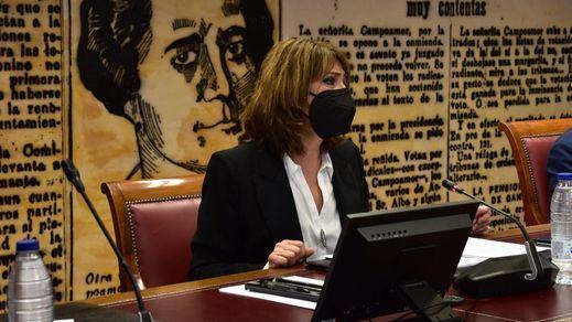 La fiscal general, Dolores Delgado, a favor de suavizar las penas por delitos de odio