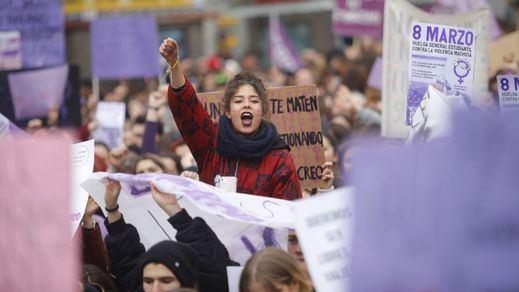 Luz verde en Madrid a las manifestaciones feministas del 8-M... pero con menos de 500 personas