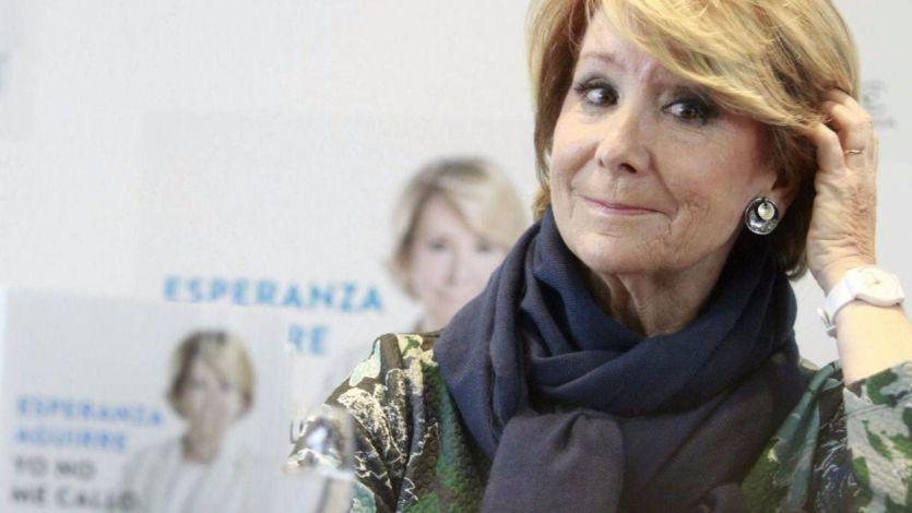 Bárcenas revela que el PP entregó a Esperanza Aguirre un sobre con 60.000 euros para su campaña de 2007