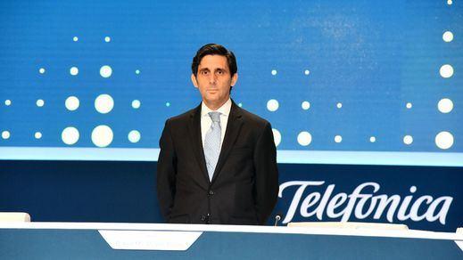 Telefónica ganó un 38,5% más en 2020, hasta los 1.582 millones de euros