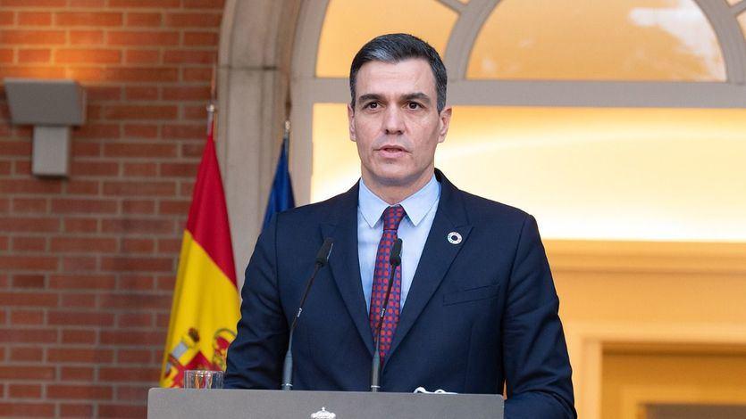 Sánchez muestra su 'rechazo a la conducta incívica' del rey emérito