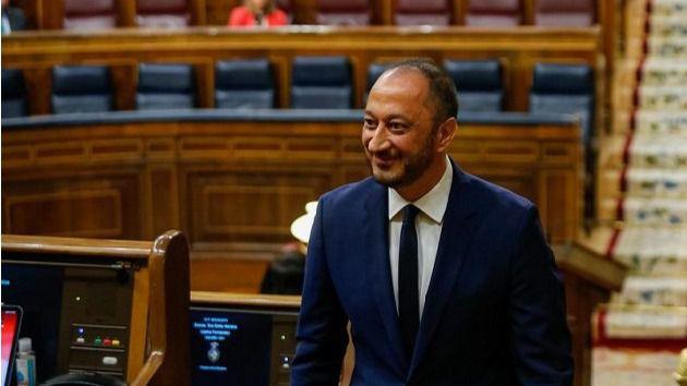 Ferraz acusa al PP de 'traicionar al pueblo y a la Constitución' por el bloqueo de la renovación del Poder Judicial