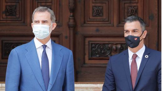 Sánchez y el rey Felipe VI viajarán este viernes a Cataluña