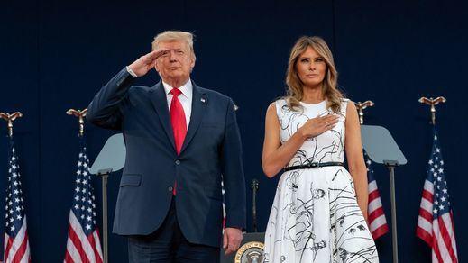 Donald Trump y su esposa se vacunaron en secreto antes de abandonar la Casa Blanca