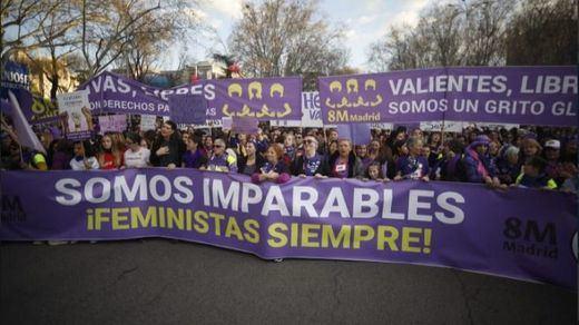 La Delegación del Gobierno en Madrid prohíbe las concentraciones del 8-M