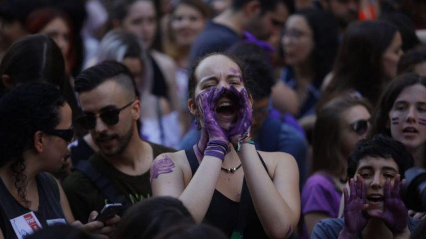 Los sindicatos recurren la prohibición de la marcha feminista en Madrid por el 8-M