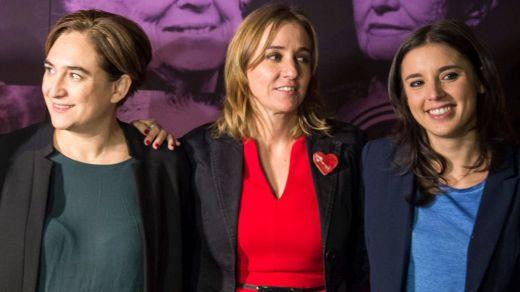 8 de marzo: el sector feminista de Podemos también cuestiona la Ley Trans de Irene Montero