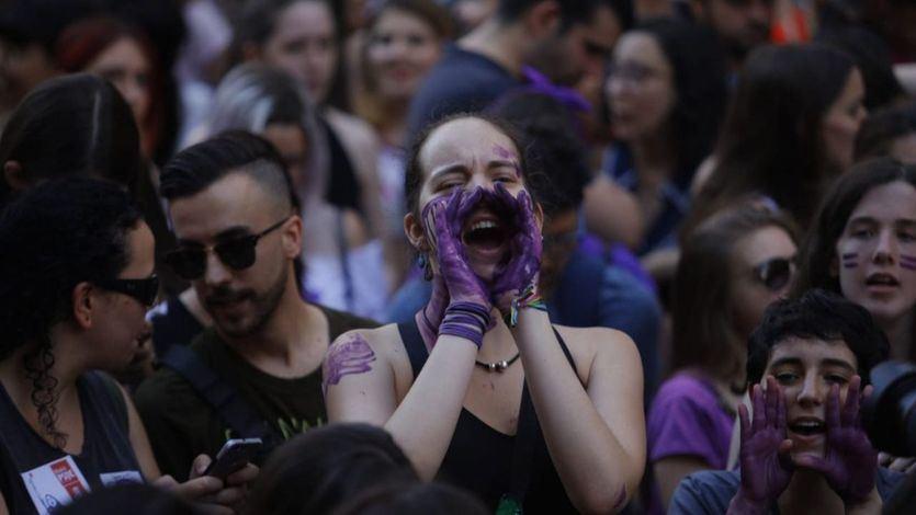 El Constitucional mantiene la prohibición de las manifestaciones por el 8-M en Madrid