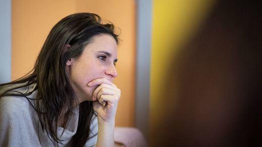 El gobierno madrileño prohíbe un acto de Irene Montero en un instituto
