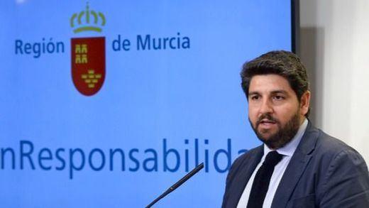 Ciudadanos apoyará una moción de censura en Murcia contra el PP aliándose al PSOE