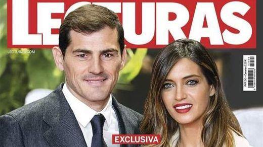 Las informaciones contradictorias sobre la relación de Sara Carbonero e Iker Casillas