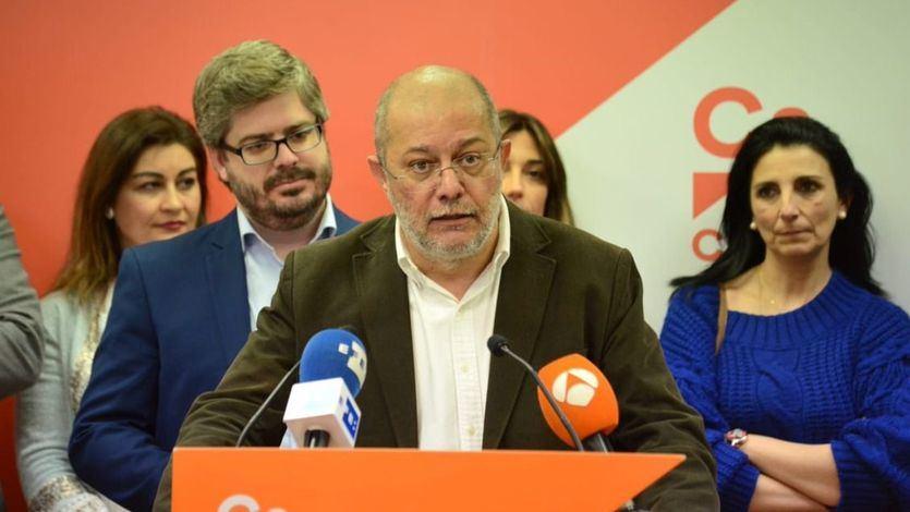 Igea detiene la sangría: mantendrá el pacto de gobierno de Ciudadanos con el PP en Castilla y León