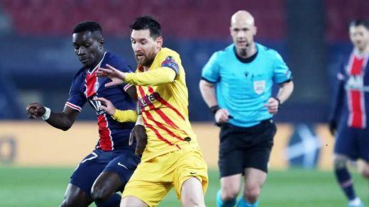 El Barça cae de nuevo en Europa, pero esta vez evita el ridículo (1-1)