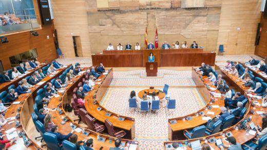 La mesa de la Asamblea de Madrid recurrirá en tribunales el decreto de Ayuso de elecciones
