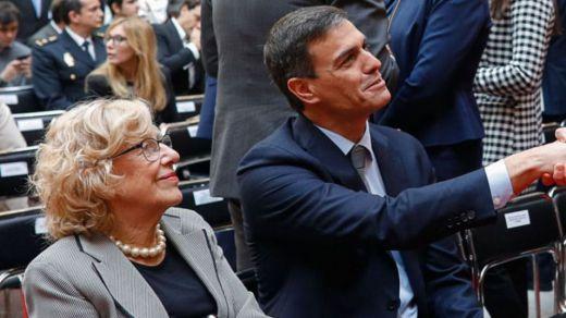 Carmena, el rumor del momento: ¿podría ser la candidata del PSOE en las elecciones madrileñas?
