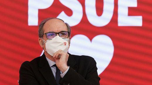 Gabilondo denuncia que la población de Madrid
